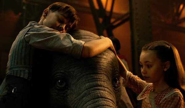 DUMBO (2019) Movie Trailer 2: A Flying Newborn Elephant Finds Friends & Celebrity in Tim Burton's Film