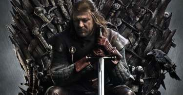 Sean Bean The Iron Throne Game of Thrones