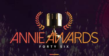 Annie Awards Forty Six Logo