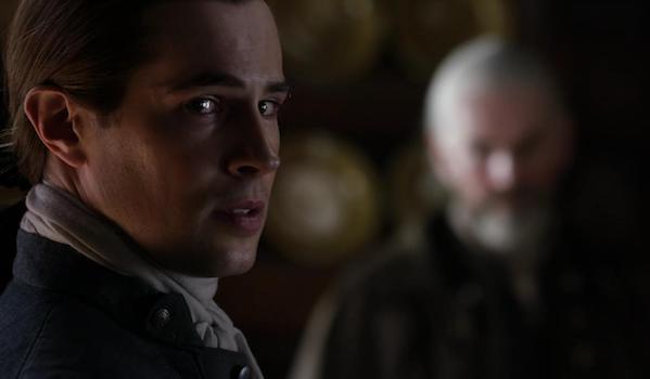 David Berry Duncan Lacroix Outlander Blood of My Blood