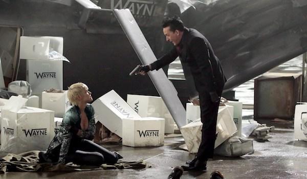Erin Richards Robin Lord Taylor Gotham Year Zero