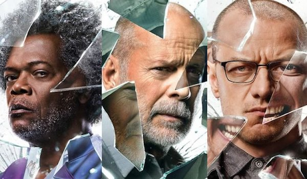 GLASS (2019) Movie Trailer 3: Bruce Willis & James McAvoy Fight; Samuel L. Jackson Plots to Expose Superbeings