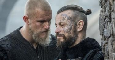 VIKINGS: Season 5B TV Show Trailer: Lagertha & Bjorn, On the