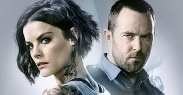 Blindspot Season 4 TV Show Poster