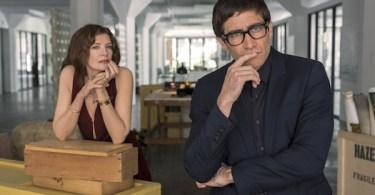 Jake Gyllenhaal Rene Russo Velvet Buzzsaw