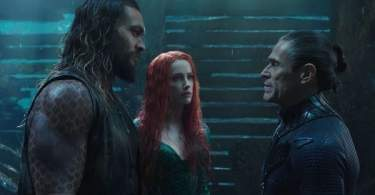 Jason Momoa Amber Heard Willem Dafoe Aquaman