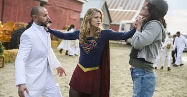 Melissa Benoist Supergirl Blood Memory