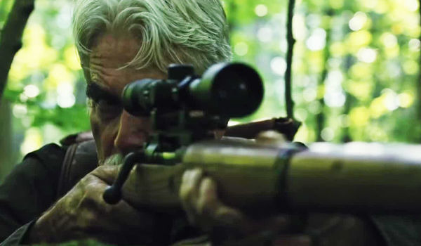 THE MAN WHO KILLED HITLER AND THEN THE BIGFOOT (2018) Movie Trailer: Sam Elliott Gets Recruited to Save Humanity
