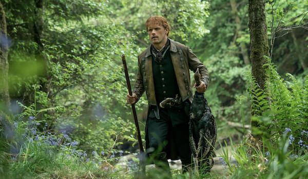 Sam Heughan Outlander If Not For Hope
