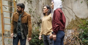 Sean Teale Blair Redford Jamie Chung The Gifted hoMe