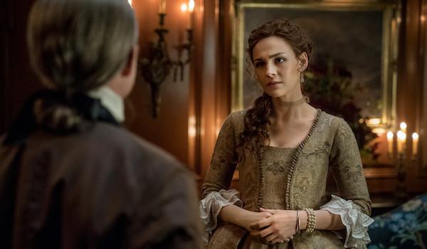 Sophie Skelton Billy Boyd Outlander If Not For Hope