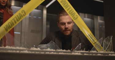 Stephen Amell Arrow Shattered Lives