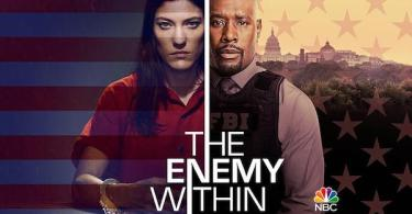 The Enemy Within TV Show Banner Poster
