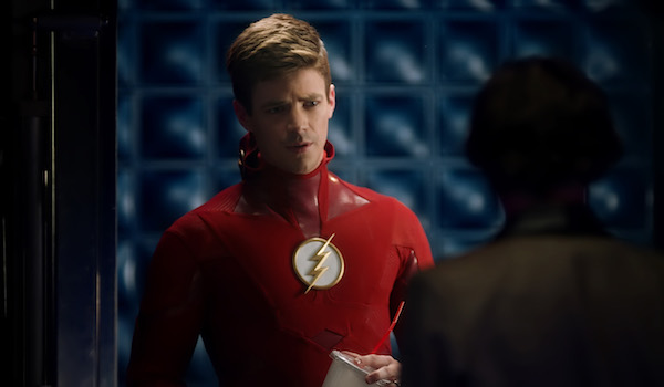 Grant Gustin The Flash The Flash & The Furious