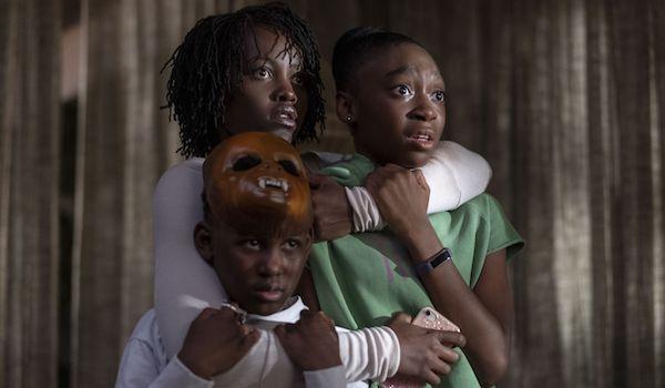 Lupita Nyong'o Evan Alex, and Shahadi Wright Joseph Us