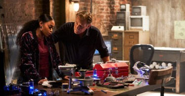 Nafessa Williams James Remar Black Lightning Pillar of Fire