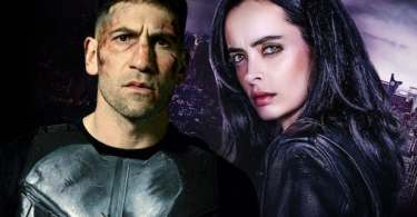 The Punisher Jessica Jones TV Show Posters