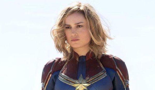 Brie Larson Captain Marvel FilmBookCast