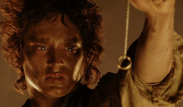 Elijah Wood Mount Doom The Lord of the Rings The Return of the King