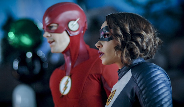THE FLASH: Season 5, Episodes 18: Godspeed TV Show Trailer [The CW]