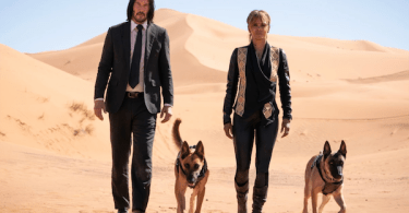 Keanu Reeves Halle Berry John Wick Chapter 3