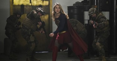 Melissa Benoist Supergirl What's So Funny About Truth, Justice, and the American Way?