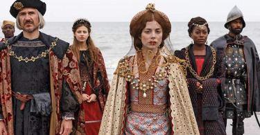 Nadia Parkes Charlotte Hope Aaron Cobham Stephanie Levi-John The Spanish Princess