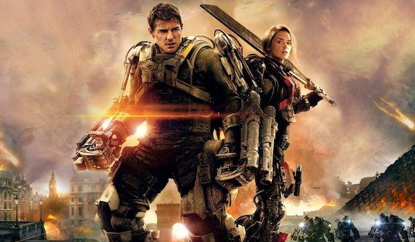 Tom Cruise Emily Blunt Edge of Tomorrow