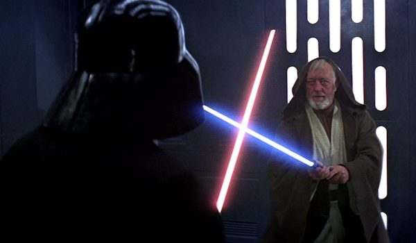 Alec Guinness David Prowse Star Wars A New Hope