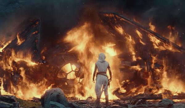 Star Wars The Rise Of Skywalker 2019 Tv Spot 3 Movie Clip Featurette Rey S Fiery Duel In The Final Trilogy Film Filmbook