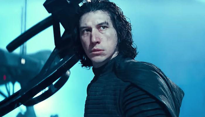 Adam Driver Star Wars The Rise of Skywalker