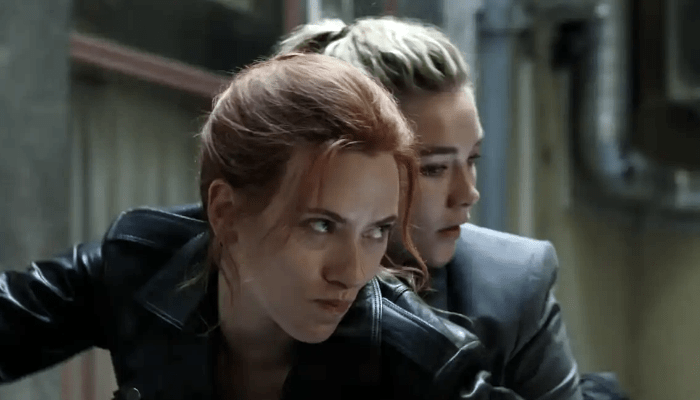 Black Widow 2020 Special Look Movie Trailer Scarlett Johansson Florence Pugh Are Done Running From Their Pasts Filmbook