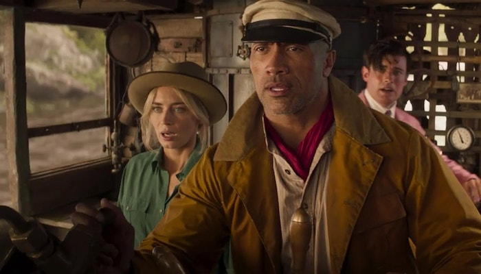 Jungle Cruise 2020 Movie Trailer 2 Dwayne Johnson Emily Blunt Search For A Mythical Healing Tree In The Amazon Filmbook
