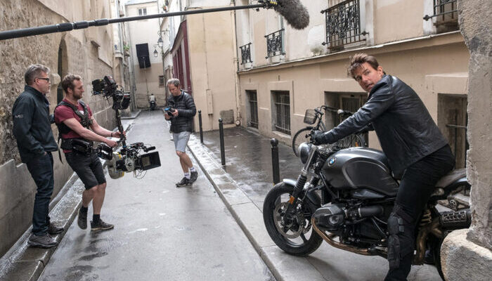 film-book.com - MISSION: IMPOSSIBLE 7, THE BATMAN, FANTASTIC BEASTS 3 & CINDERELLA Allowed to Film in UK During Pandemic
