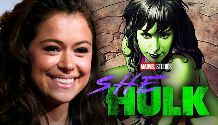 Marvel's She-Hulk: Tatiana Maslany (Orphan Black) to Star in Disney