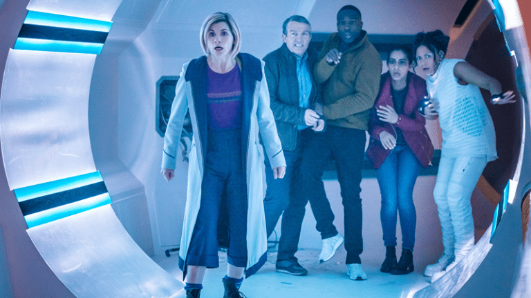 Doctor Who Series 11, Episode 5 The Tsuranga Conundrum television review; s11e05, sci-fi, Jodie Whittaker