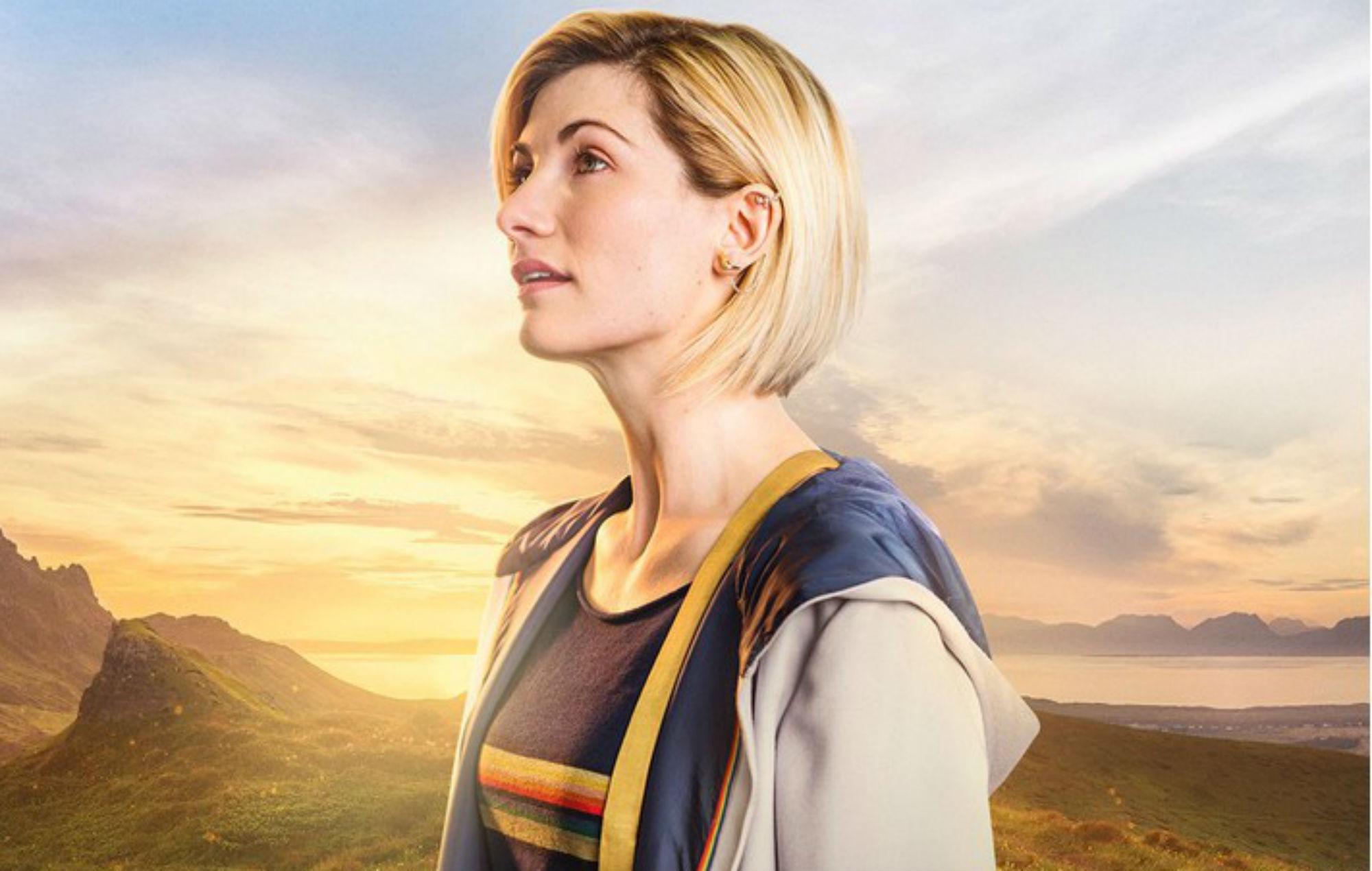Doctor Who series 11; Jody Whittaker