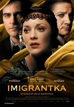 imigrantka-poster