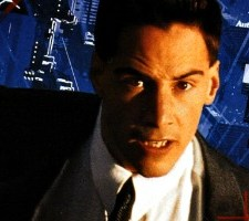 CYBERPUNK – Johnny Mnemonic