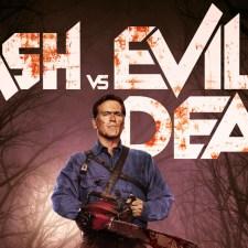ASH VS. EVIL DEAD. Lepiej być nie może