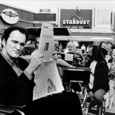 Tarantino, jakiego nie znacie. Szkic o tęsknocie za nieobecnym