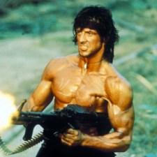 Rambo wraca do walki… jeszcze raz.