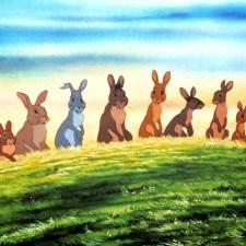 Sztuczne światy – Wzgórze królików