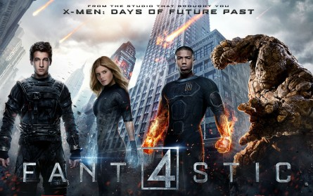 2015 Fantastic Four