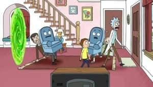 Rick y Morty: 1×10