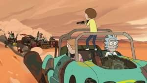Rick y Morty: 3×2