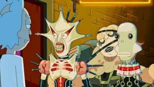 Rick y Morty: 5×5