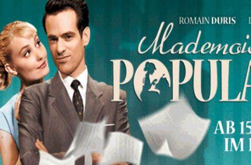 Mademoiselle Populaire - Filmkritik