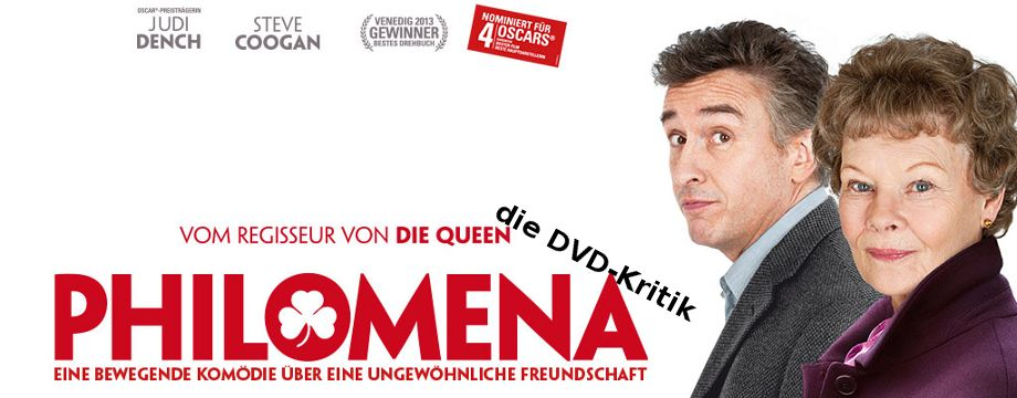 Philomena - Filmkritik