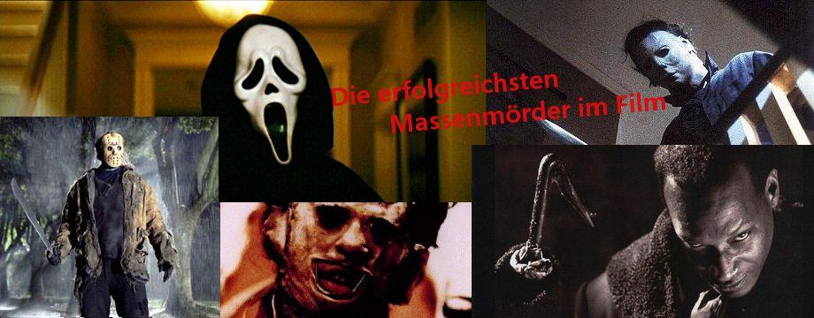 Massenmörder im Film